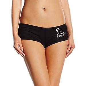 Touchlines Women's Panty-Short T-Shirt CSI-Horatio Cane, PT210