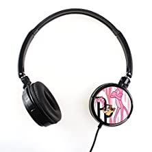 buy Pink Panther 1Fpkp001 Earphone Headphone Fashion Cartoon Stereo Sound