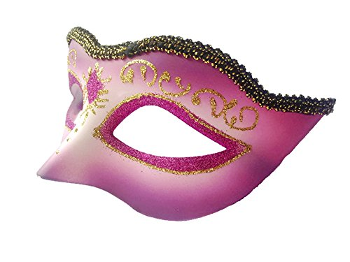 Venetian Mask COLORIDA Fantasy for Masquerade Mardi Gras, Dancing, Party, Bar, Halloween, Masks Luxury, Sexy (Dirty Dancing Halloween Costumes)