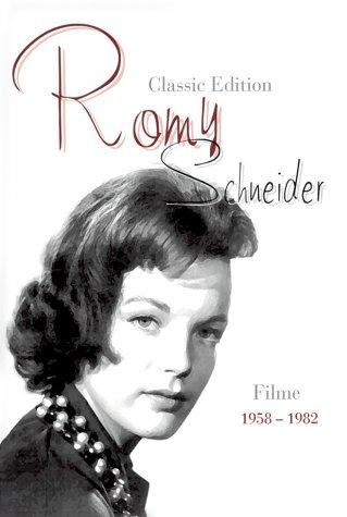 Romy Schneider - Classic Edition (5 DVDs)