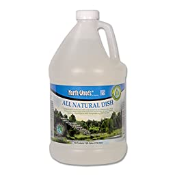 North Woods Ultra Green All Natural Dish - Dish Detergent