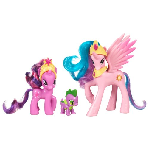 my-little-pony-friendship-is-magic-3-pack-royal-castle-friends-with-twilight-sparkle-spike-the-drago