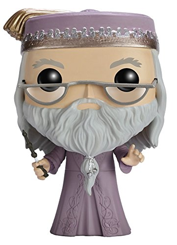 Pop! Movies - Muñeco cabezón Harry Potter - Albus Dumbledore (Funko 5891)