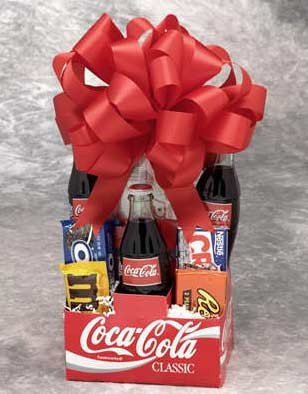 Old Time Coke Gift Pack - Small Red