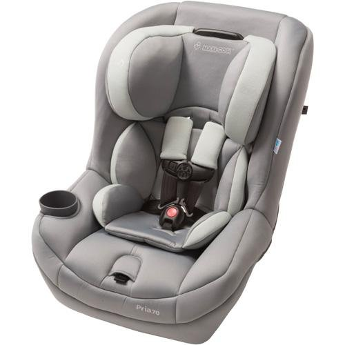 Pria 70 Convertible Car Seat Color: Steel Grey