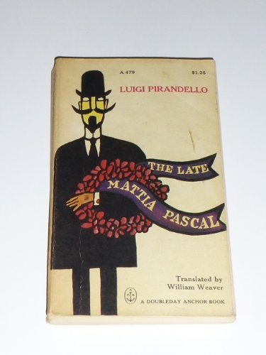 analysis of pirandellos the late mattia He was awarded the 1934 nobel prize in literature for his almost magical power to turn psychological analysis into  (the late mattia  a luigi pirandello.