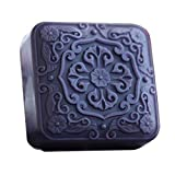 Silicone Mold, Craft Art Silicone Soap Mold Craft Molds DIY Handmade Soap Molds YN08 - Soap Making Supplies by YSCEN (Color: 8)