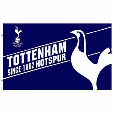 Tottenham Hotspur 1882 Crest Flag