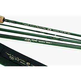 Temple Fork Outfitters Signature Series II Fly Rods Model: TF 04 80 2 S (8' 0