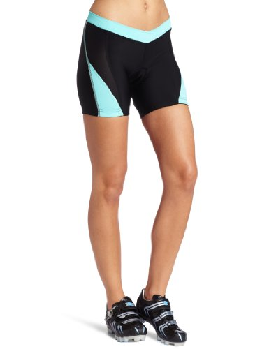 Canari Cyclewear Women's Hybrid Extra Padded Cycling Short
