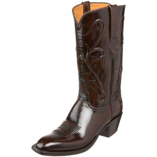 Lucchese Classics Men's L1513.14 Western Boot,Brown,7 EE US