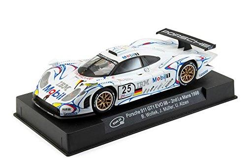 Slot.It Slot.It Porsche SICA23D 911 GT1 Evo 98 #25 2nd Le Mans 1998 1:32 Scale Performance Slot Car