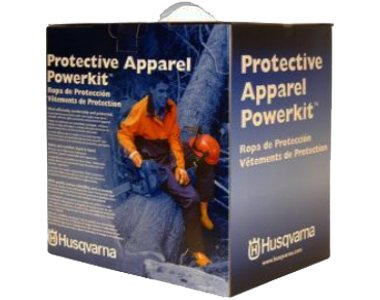 Husqvarna 531307180 Chain Saw Protective Apparel Powerkit, Professional picture
