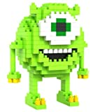 Mikeï¼Monster Universityï¼- Loz Micro Blocks (183pcs)