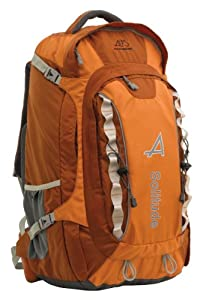 ALPS Mountaineering Solitude Daypack, Rust by ALPS Mountaineering
