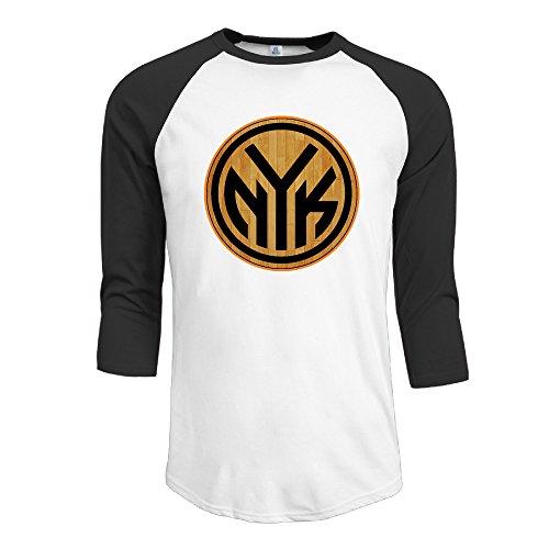 Men's New York Knicks Black Hardwood Logo Vintage Jerseys Shirt (New York Knicks Tickets compare prices)