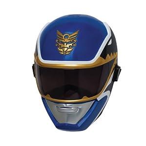 Power rangers megaforce blue ranger mask toys - Masque de power rangers ...