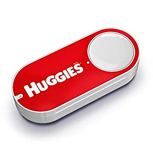 Huggies Dash Button from Amazon