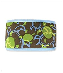 Sea Turtle Dog Belly Band 13 - 15\