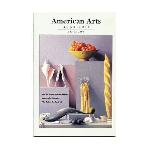 American Arts Quarterly, Spring 2003, Cooper, James F. (editor)