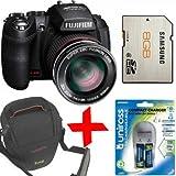 Fuji S100FS Digital Camera 11MP 14.3xZoom + 4GB +Soft Caseby Fujifilm