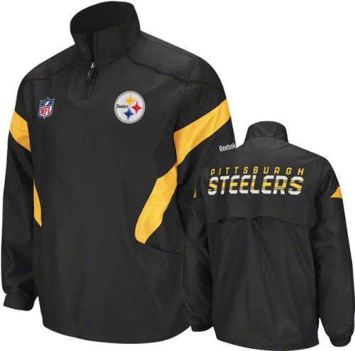 Pittsburgh Steelers Youth 2011 Sideline Hot Jacket