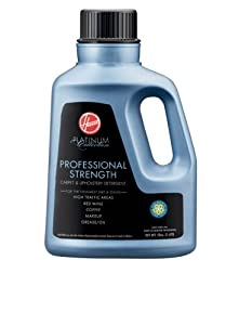 Hoover Platinum Collection Professional Strength Carpet & Upholstery Detergent 50 oz, AH30030