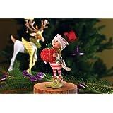Krinkles Dash Away Prancer's Tailor Elf Ornament
