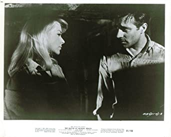 at Bloody Beach 8x10 1961 at Amazon's Entertainment Collectibles Store