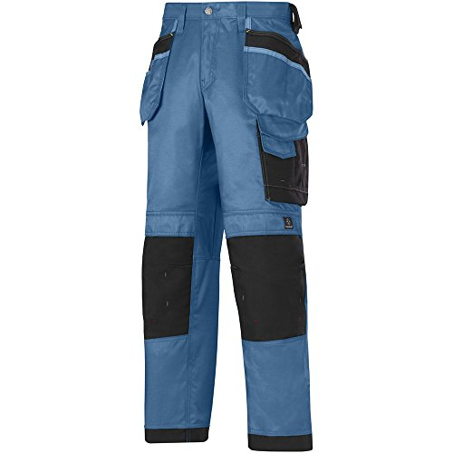 snickers-32121704160-size-160-duratwill-craftsmen-trousers-ocean-blue-black