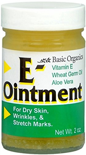 Basic Organics E-Ointment 2 oz (Pack of 6) (Basic Organics Inc compare prices)