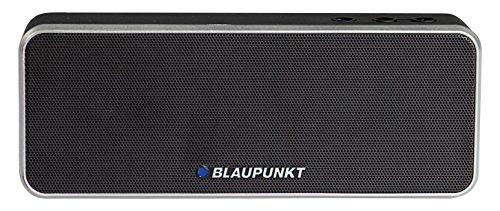 BLAUPUNKT-BT-6-BK-Bluetooth-Lautsprecher-mit-Mikrofon-Freisprecheinrichtung-eingebauter-Akku-fr-MP3-schwarz