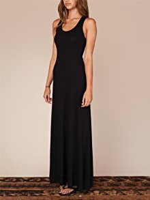 Racer Maxi Dress