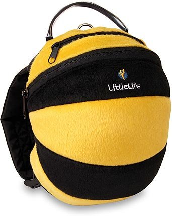 LittleLife Animal Toddler DayPack Bee