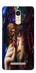 NAV PRINTED BACK COVER FOR XIAOMI REDMI NOTE 3