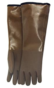 Midwest Gloves and Gear 330, PVC Coated Thinsulate Lined Decoy Glove