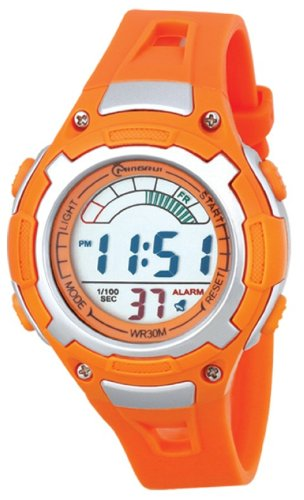 30M Water-Proof Digital Boys Girls Sport Watch With Alarm Stopwatch Chronograph Mr-8529019-9