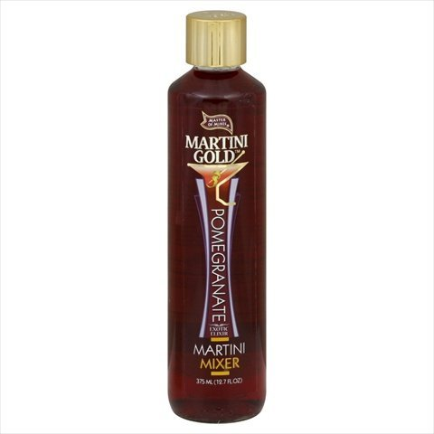 Master Of Mixes Martini Gold Pomegranate Mixer, 12.7000-Ounces (Pack Of6)