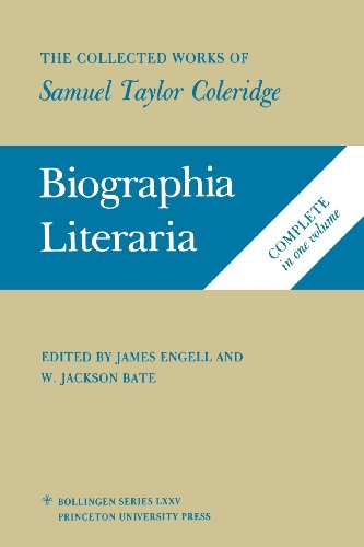 Image of Biographia Literaria