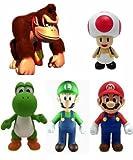 Nintendo Super Mario Bros - Donkey Kong, Toad, Yoshi, Luigi & Mario 5