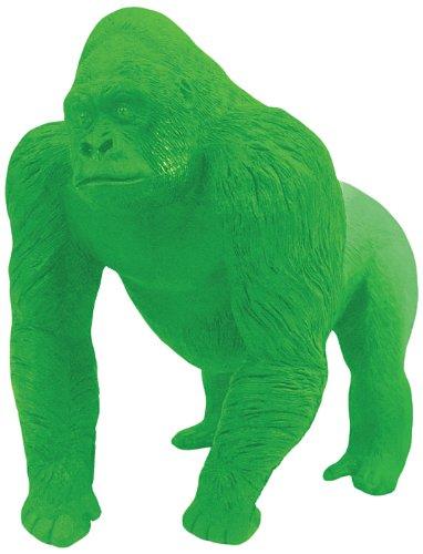 Image of Kikkerland Endangered Species Gorilla Eraser, Green (ER09)