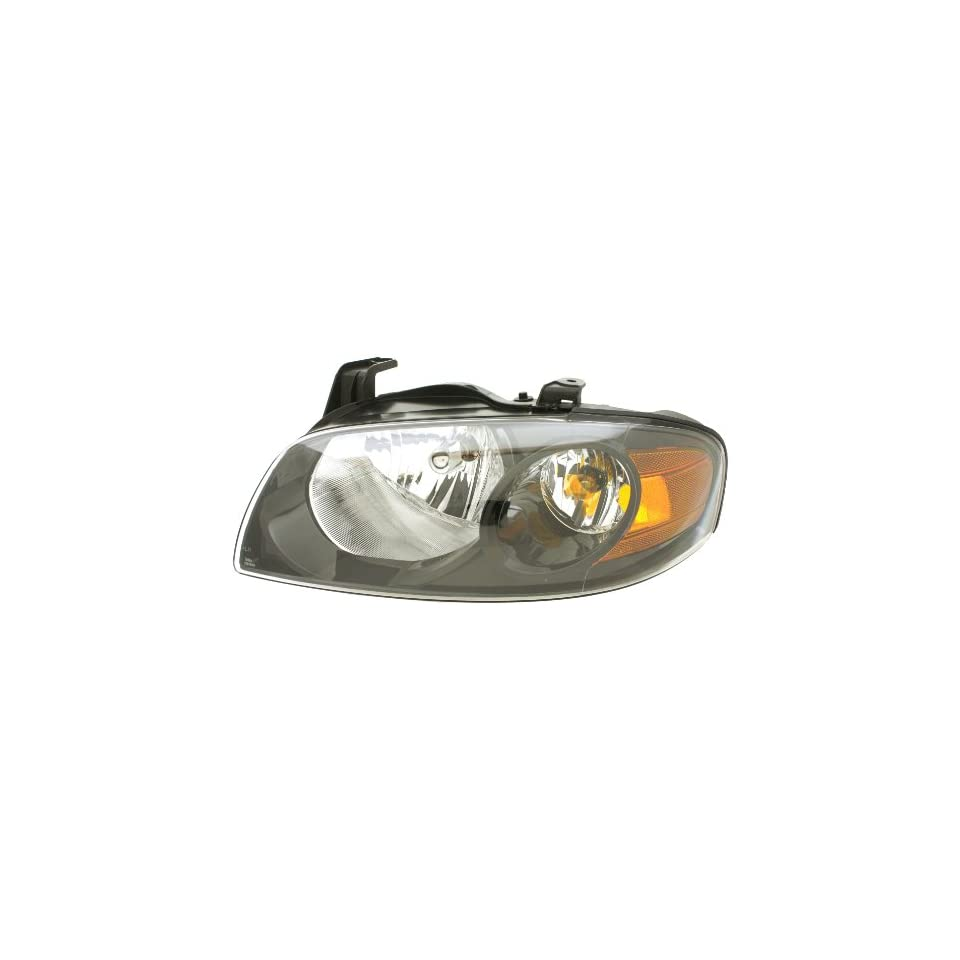 Genuine Nissan Parts 26060 6Z825 Driver Side Headlight Assembly Composite