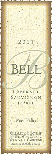 2011 Bell Wine Cellars Napa Valley Cabernet Sauvignon Claret 750 Ml