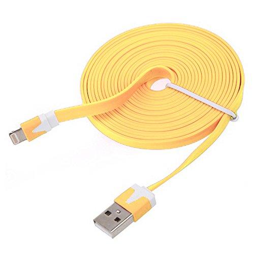 apple-iphone-usb-ladekabel-usb-1-meter-1-m-flache-nudel-lightning-lead-wire-charge-sync-kabel-fur-ip