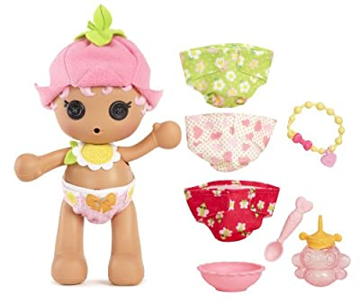 Lalaloopsy Babies Diaper Surprise Blossom Flowerpot Doll from Lalaloopsy