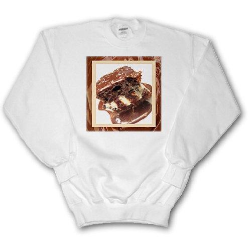 Hot Fudge Sundae Cake - Adult SweatShirt 4XL