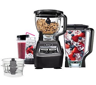 Ninja 3-in-1 Kitchen System Pro (3 In 1 Ninja Cooking System compare prices)