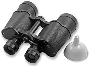 Double Sided Binocular Flask :: Looks Like a real Binoculars