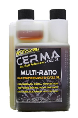 2-Cycle oil with STM-3 16 0z Bottle (Cerma Motor Oil compare prices)
