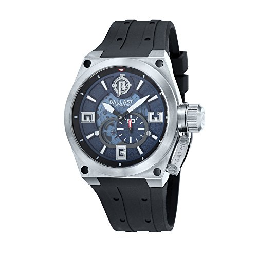 Ballast Men's BL-3129-03 VALIANT Analog Display Swiss Made Watch